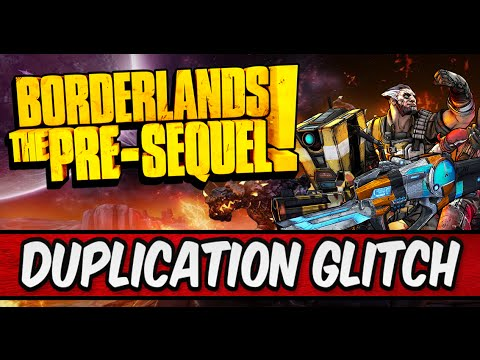 Borderlands The Handsome Collection -Duplication Glitch Infinite Money/Item Duplication Glitch!
