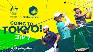 Aussie golfers locked in for Tokyo Olympics | Golf Australia