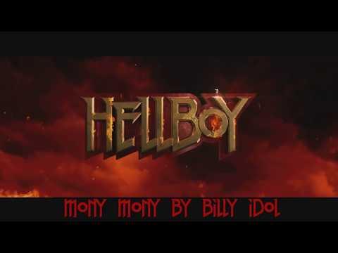(Hellboy Trailer song) Mony Mony - Billy Idol