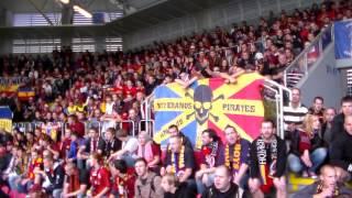 Plzeň - Sparta 15.09.2012 ...je nejlepší v hledišti