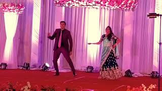 Lamberghini wedding performance | couple dance | Ankush and Sapana | choreography