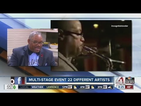 Kansas City's 18th & Vine Jazz and Blues Festival