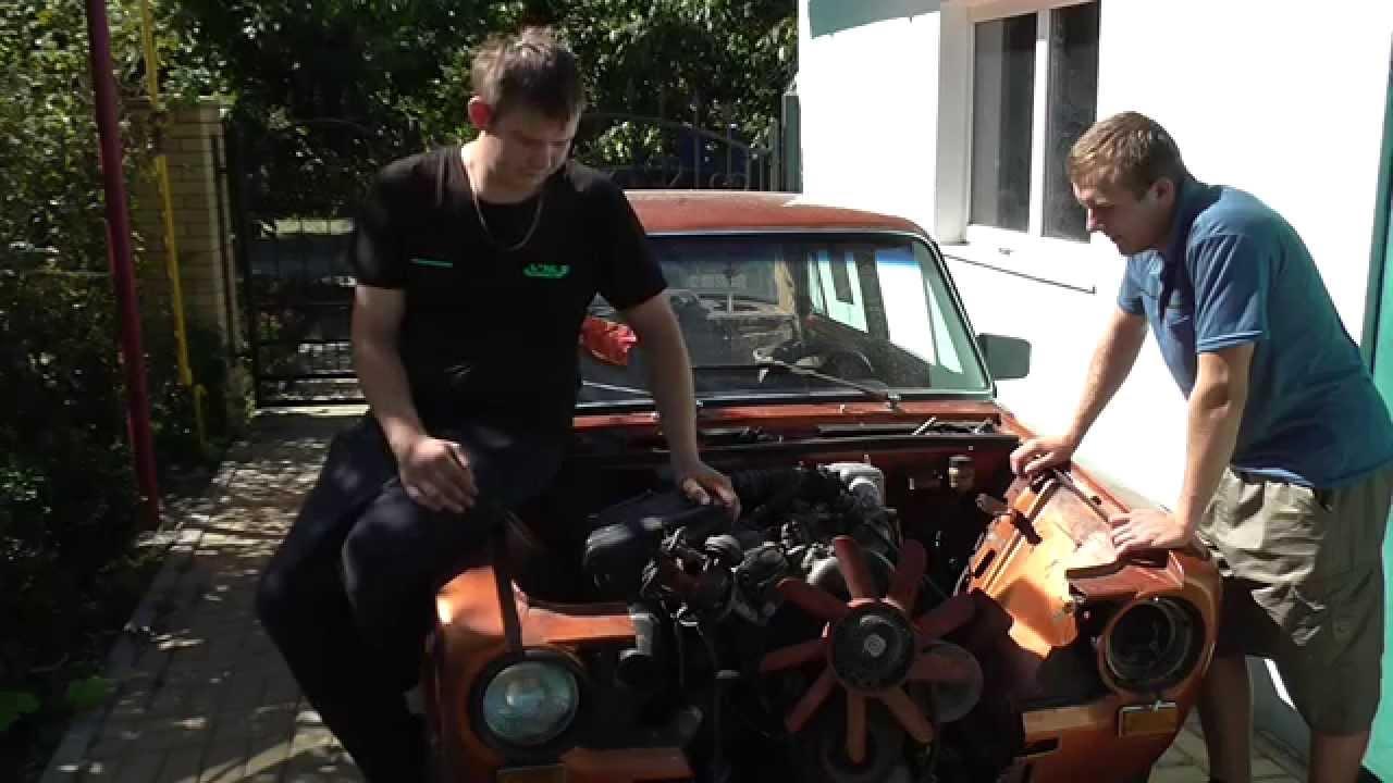16-клапанный двигатель на (Ваз) Классику:Стоит того или нет? от .