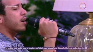السفيرة عزيزة - الشماس / مينا عاطف... يبدع في الإنشاد الديني للنقشبندي ( مولاي )