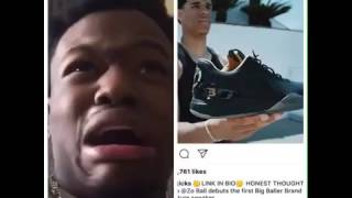 dc young fly roasts lonzo ball s new sneakers