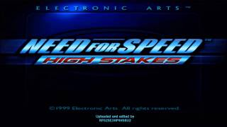 Need For Speed 4 High Stakes - Full Soundtrack (With Full-Length Songs) [Full HD 1080p]