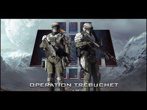 Вышел новый впечатляющий трейлер Operation: Trebuchet, мода Halo для Arma 3