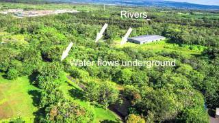Big Island Hawaii Land for Sale. Keaau Properties with Natural…