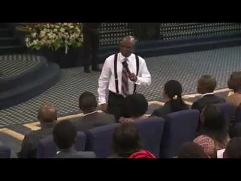 Can prayer change prophecy Pastor Tunde Bakare