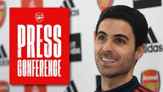 First days in the job, Ljungberg, Ozil and racism | Mikel Arteta's pre-Bournemouth press conference