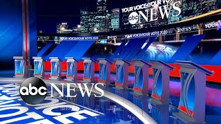 A Look At ABC News 2020 Presidential Debate Hall