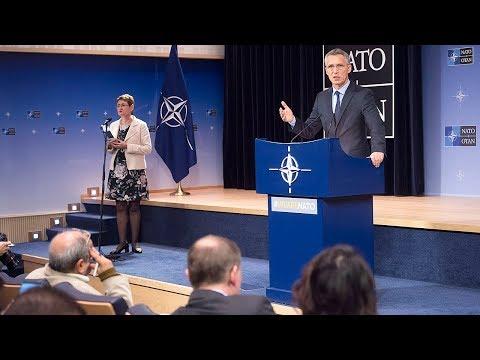 NATO Secretary General Pre-Ministerial Press Conference, 07 NOV 2017, Part 2/2