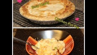 Easy Tasty Chicken Pot Pie