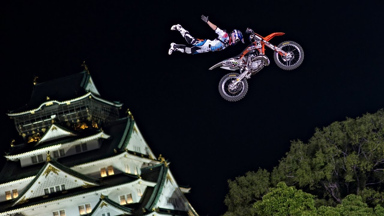 freestyle motox debuts in japan red bull x fighters 2013 osaka youtube. Black Bedroom Furniture Sets. Home Design Ideas