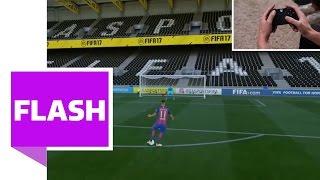 "FIFA17-Tipp - So klappt der Trick ""Neymar Step Over"""
