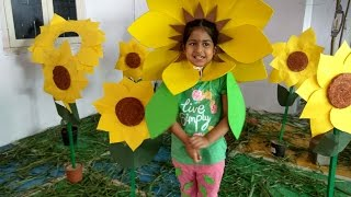 Sunflower Craft | Make your Sunflower Mask (Today)