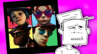 Humanz - A Lack of Cooperation