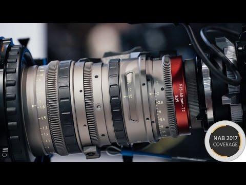 Angenieux EZ-1 Zoom Lens is Finally Ready - EZ-2 to Follow Shortly