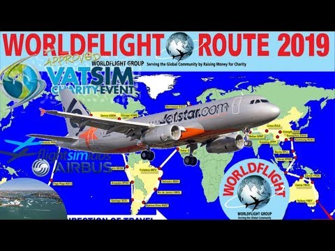 WorldFlight 2019 Leg 1 & 2 - Sydney To Christchurch To Auckland
