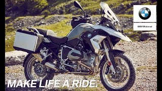 IN THE SPOTLIGHT: The 2017 BMW R 1200 GS