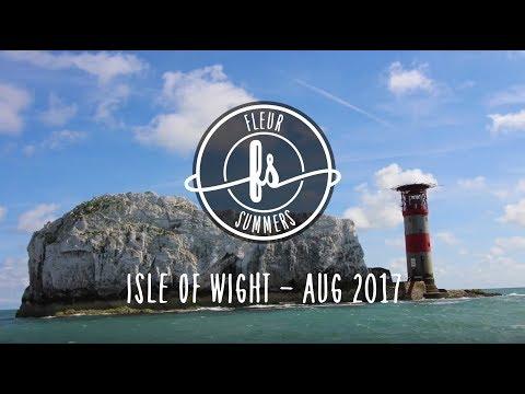 Isle of Wight 2017 - GoPro Hero 4 and DJI Phantom 3 Standard