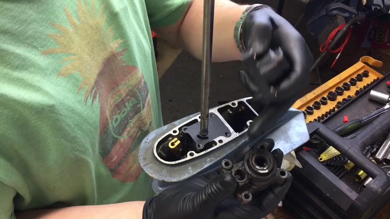 Yamaha Fimpeller Kit