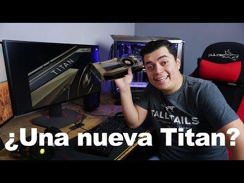 La nueva reina de las tarjetas de video | Nueva Titán V