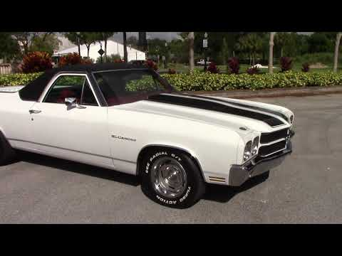 For Sale 1970 Chevrolet El Camino SS Tribute