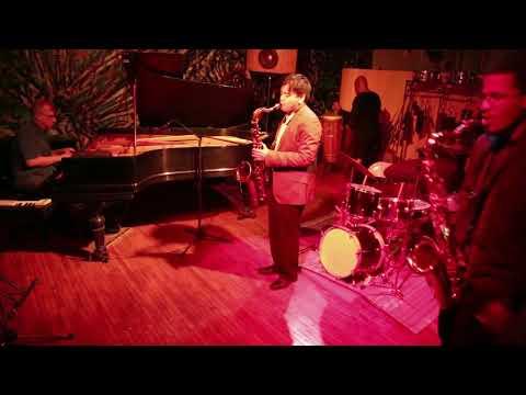 William Hooker Quartet - at Piano Magic, NYC - April 18 2015