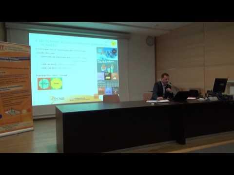 Alain Chomel conférence E-tourisme E-data