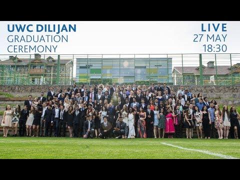 UWC Dilijan Graduation 2017
