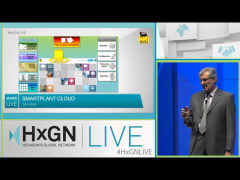 HxGN LIVE 2014: PP&M Keynote: ConocoPhillips & ENI Discuss Valuable Engineering Information Asset