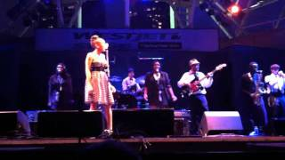 Tanika Charles & The Wonderfuls - I Am Your Woman Live (Harbourfront 2011)