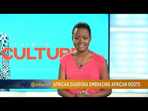 African diaspora embracing their African roots [Culture on The Morning Call]