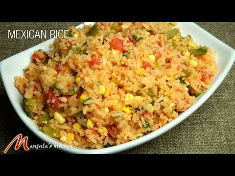 Mexican Yellow Rice Recipe