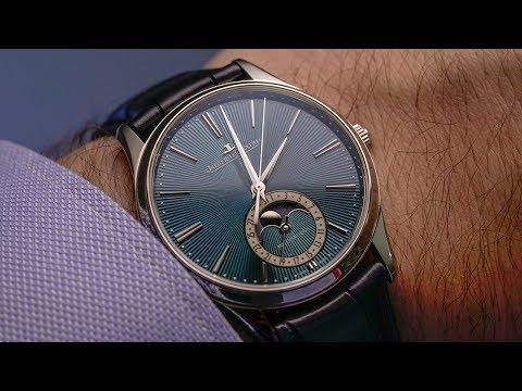 The Best New Jaeger-LeCoultre Watches Of 2019