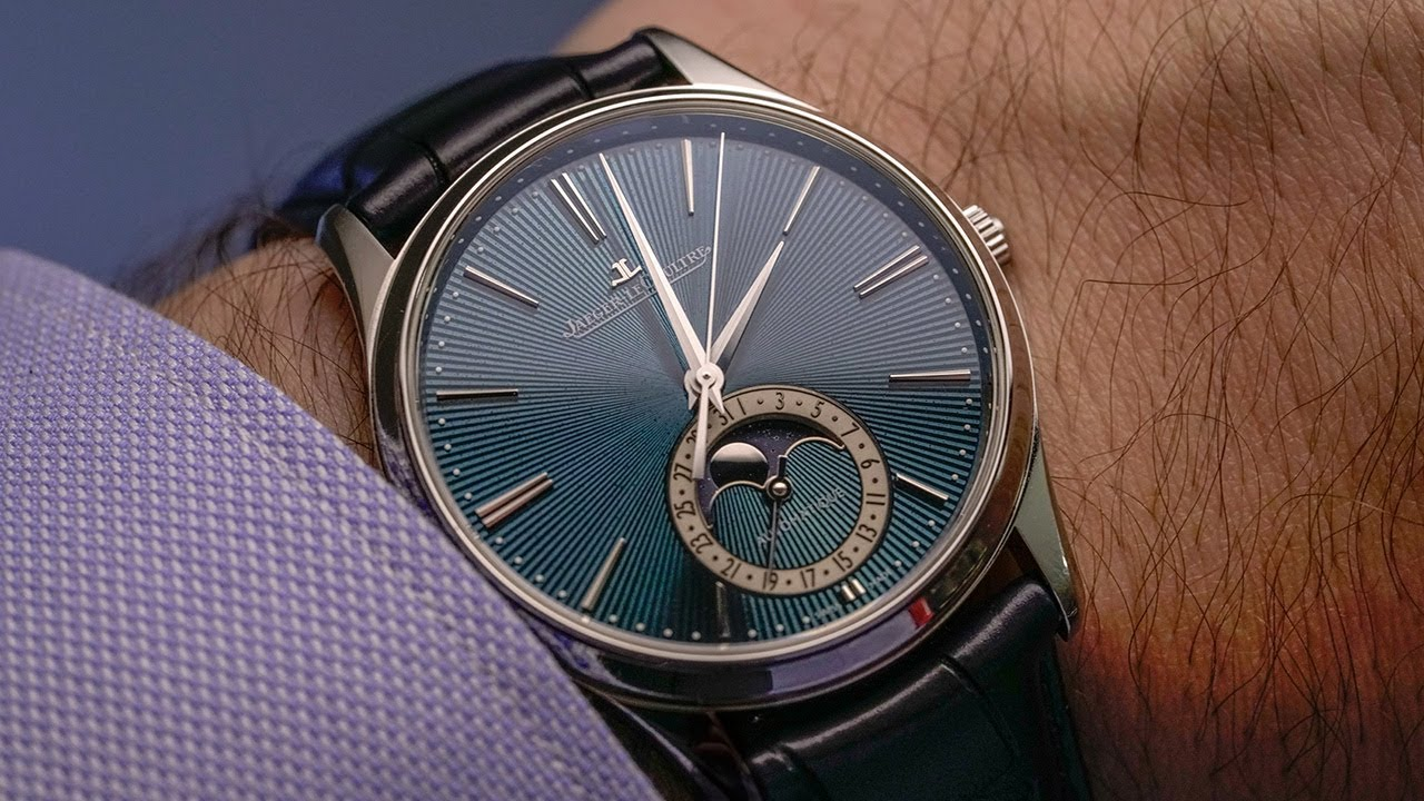 5 of the hottest Jaeger-LeCoultre watches of 2019