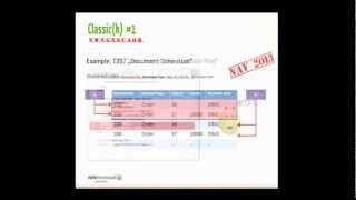 NAV TechDays 2012 - Blocks & Deadlocks (5/7)
