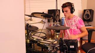 Youngblood 5 Seconds of summer Drum Cover!!