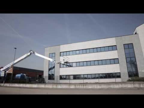 Автогидроподъемник высотой 75 метров