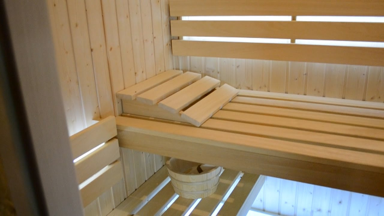 sauna i montaż