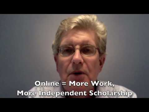 Scientific and Technical Writing 302 Online Welcome Video