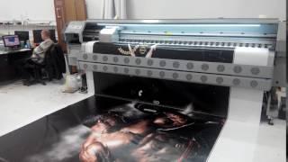 Широкоформатная печать плёнки и баннеров(, 2017-05-11T11:08:57.000Z)