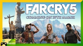 Far Cry 5 - What