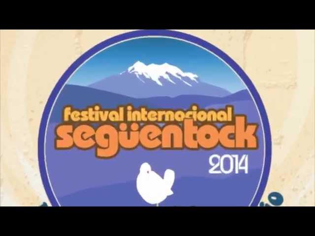 FESTIVAL INTERNACIONAL SEGUENTOCK 2014