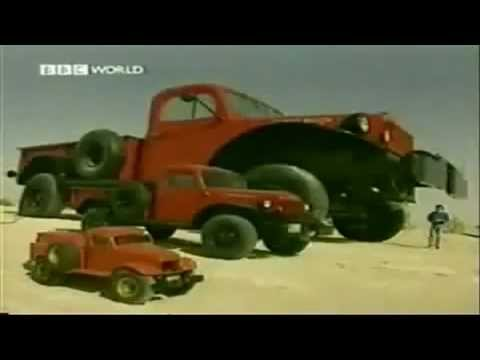 What Is The Biggest Car In The World. Find It Here! - YouTube