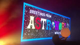 ASTROWORLD LISTENING PARTY BY TRAVIS SCOTT ft new music