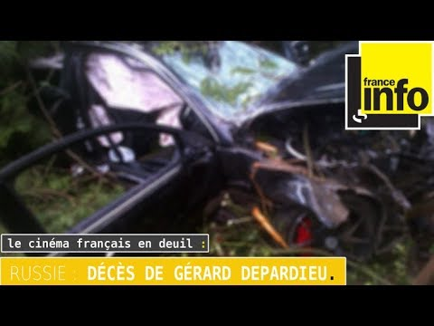 Le cinéma français en deuil : décès de Gérard Depardieu