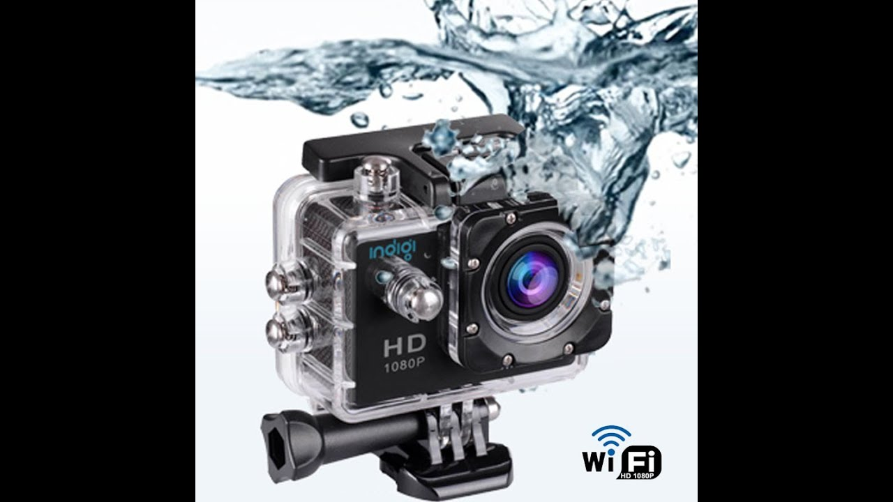 Image result for wifi action sport camera