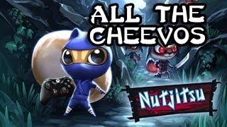 Nutjitsu - All the Cheevos